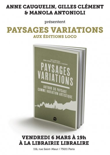 Paysages variations