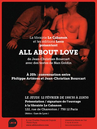 Présentation de All about love